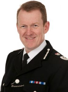 Stephen Kavanagh Awarded Queen's Police Medal